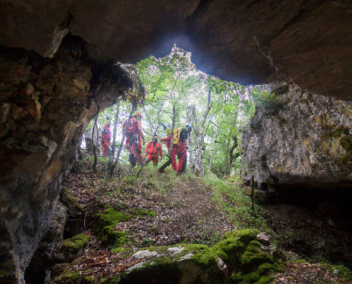 Cueva del Portillo del Guesal