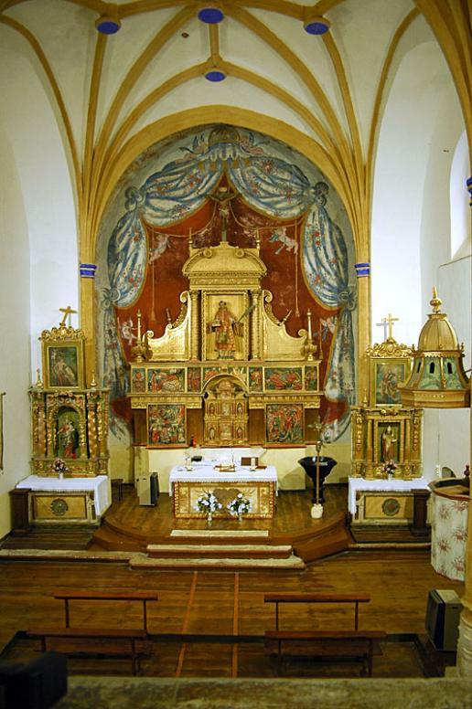 Iglesia parroquial de San Esteban (Aletxa)