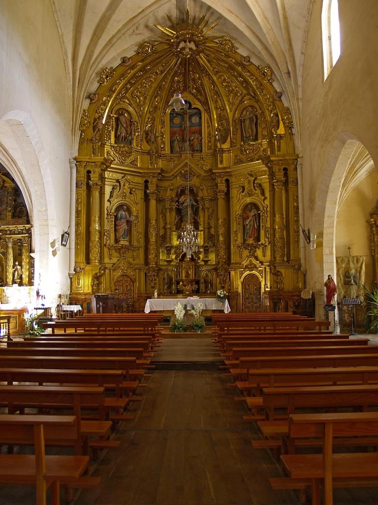Iglesia Parroquial de la Asunción de Nuestra Señora (Apellániz / Apiñaniz)