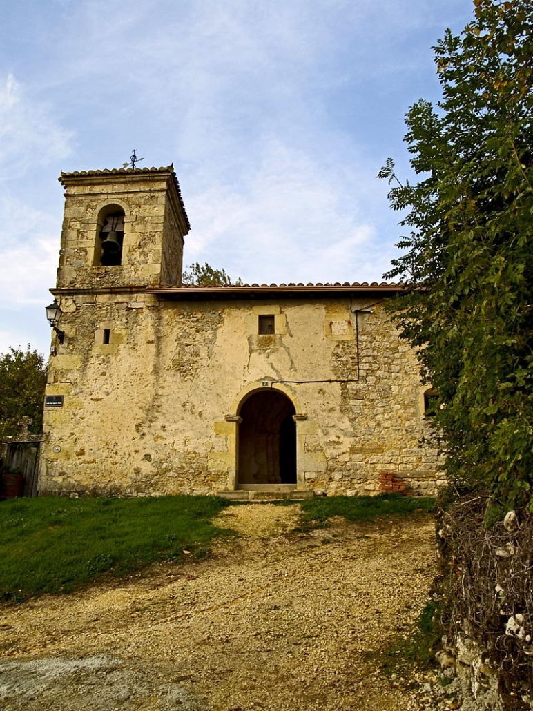 Iglesia parroquial de San Agustín (Arenaza / Areatza)
