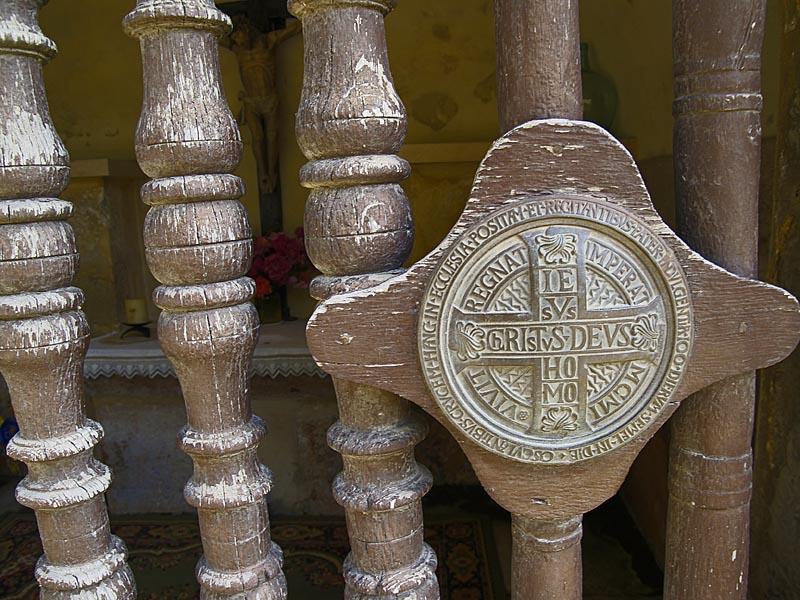 Humilladero del Santo Cristo (Atauri)