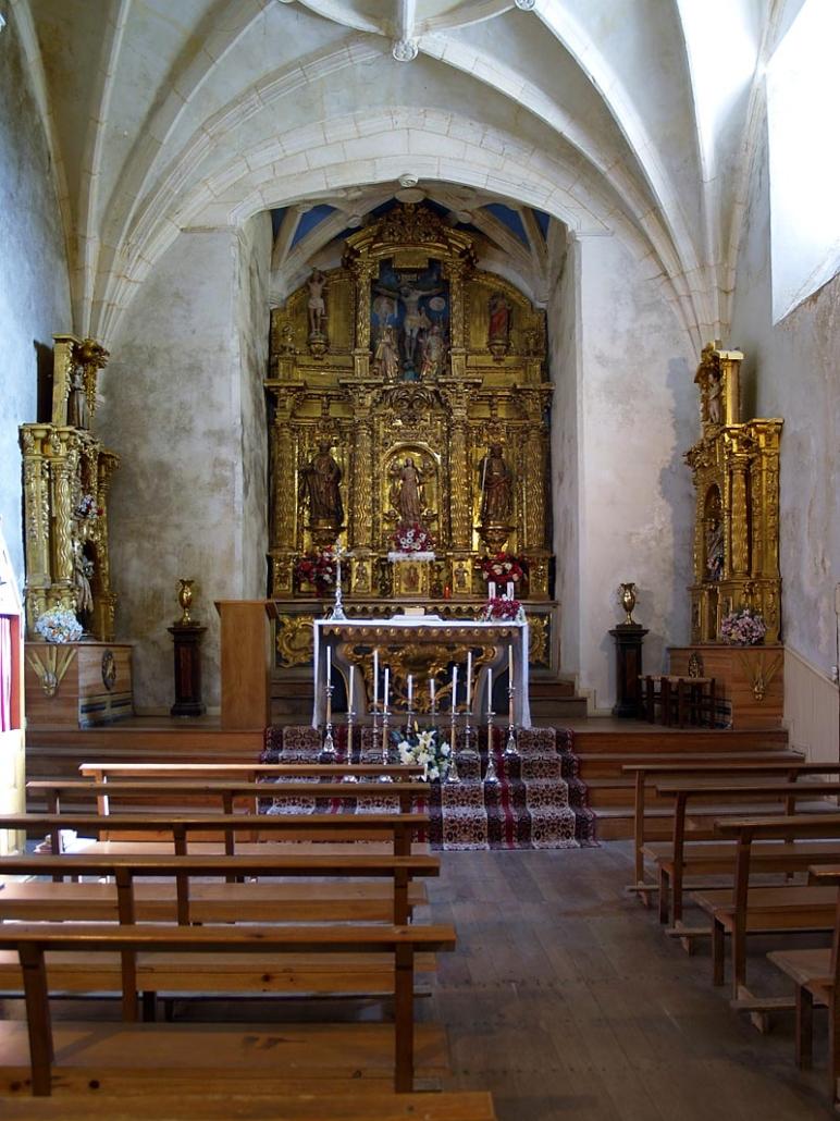 Iglesia parroquial de la Asunción de Nuestra Señora (Atauri)