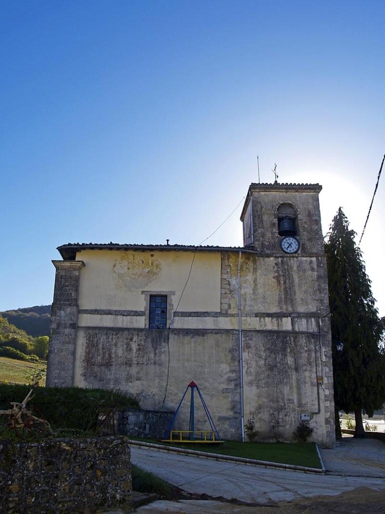 Iglesia parroquial de la Natividad de Nuestra Señora (Azazeta)
