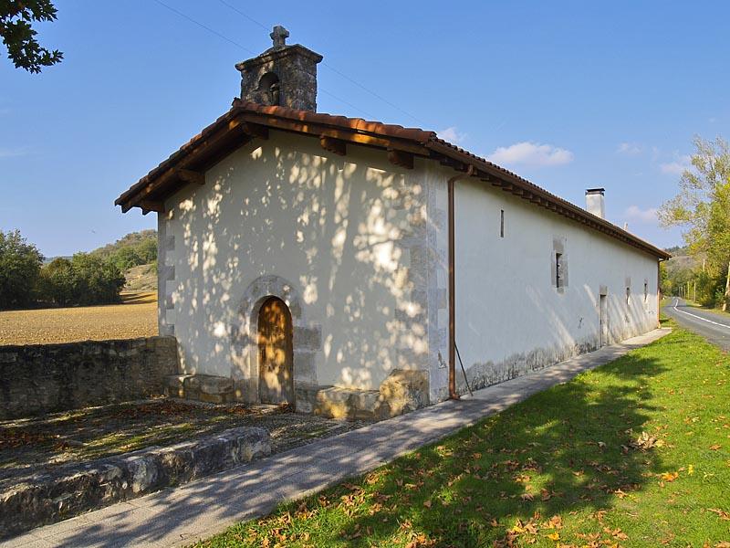 Ermita de Santo Toribio (Cicujano / Zekuiano)