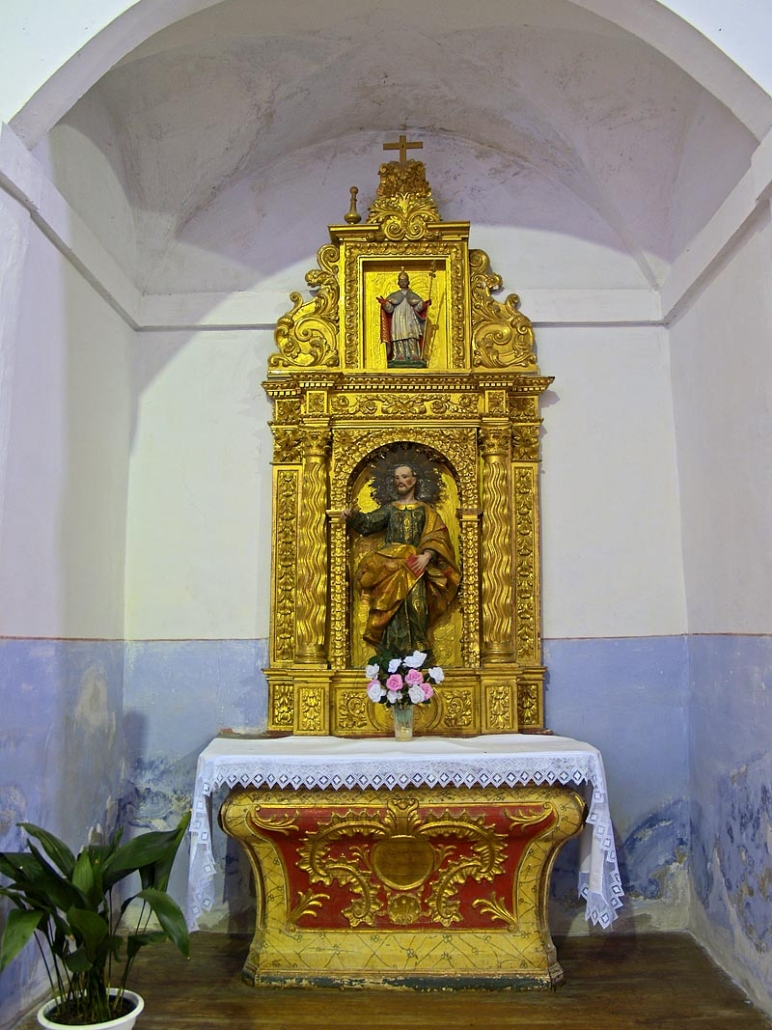 Iglesia parroquial de la Degollación de San Juan Bautista (Cicujano / Zekuiano)