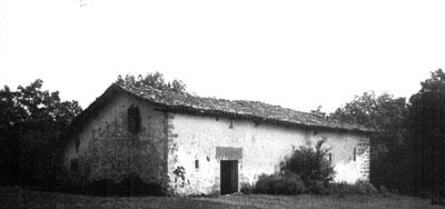 Ermita Juradera de San Adrián(Arraia-Maeztu)