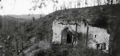 Ermita San Martin de Guessal(Maeztu / Maestu)