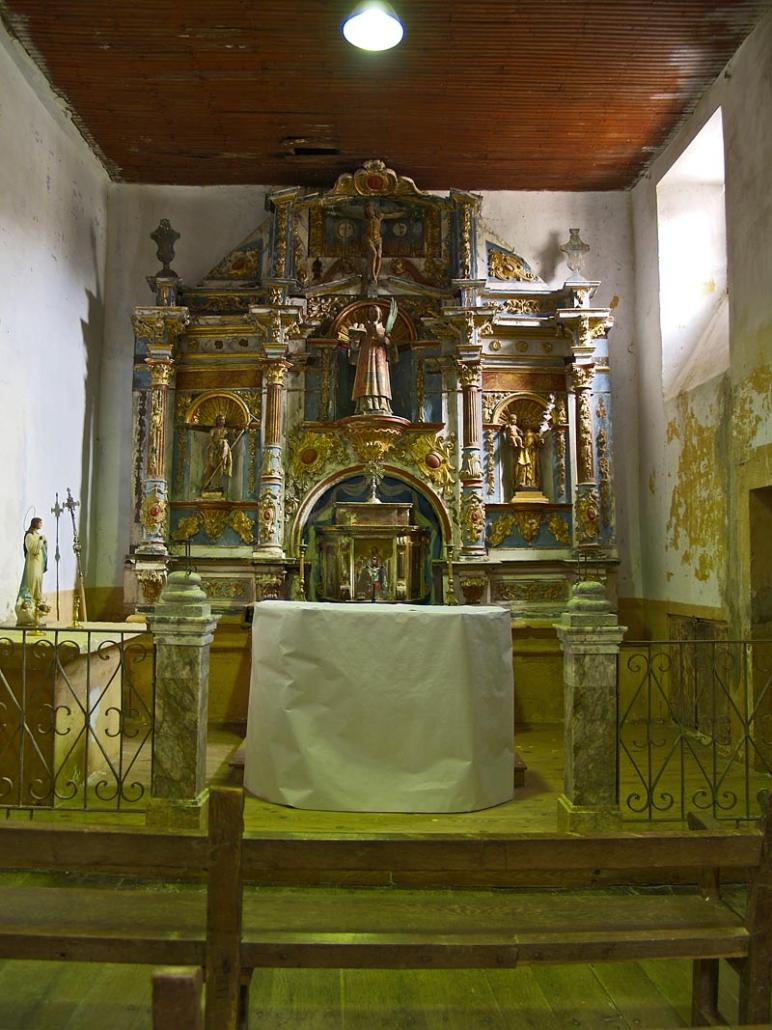 Iglesia parroquial de San Esteban (Ibisate)