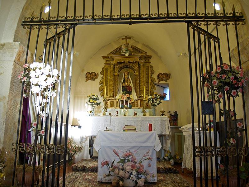 Ermita de la Virgen de la Peña (Korres)