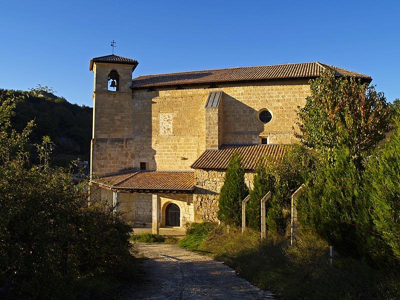 Iglesia parroquial de San Esteban (Korres)