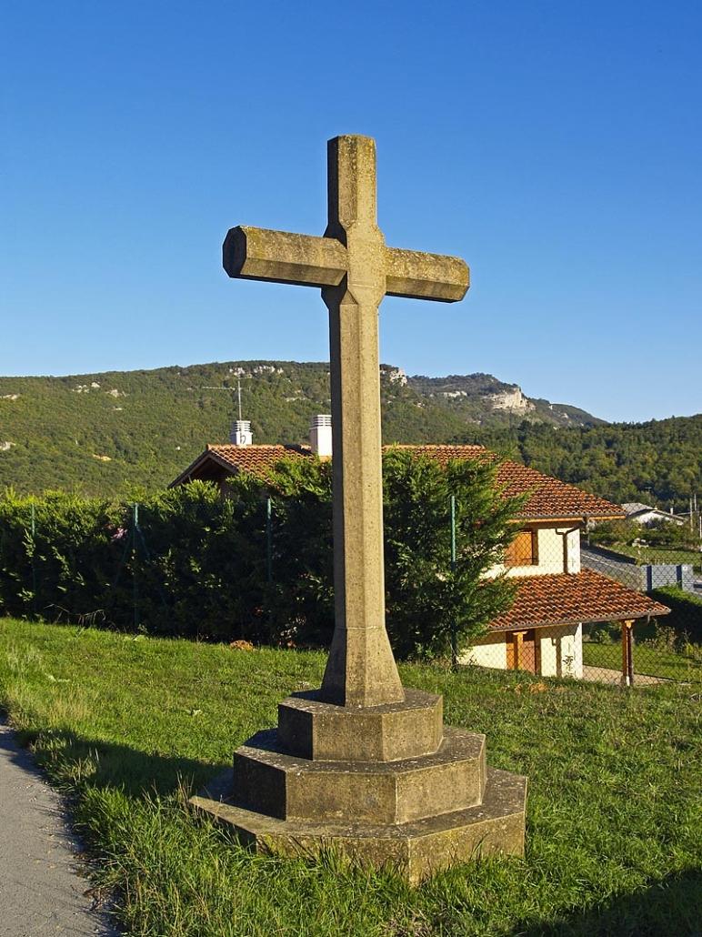 La Cruz del Pañuelo (Maeztu / Maestu)