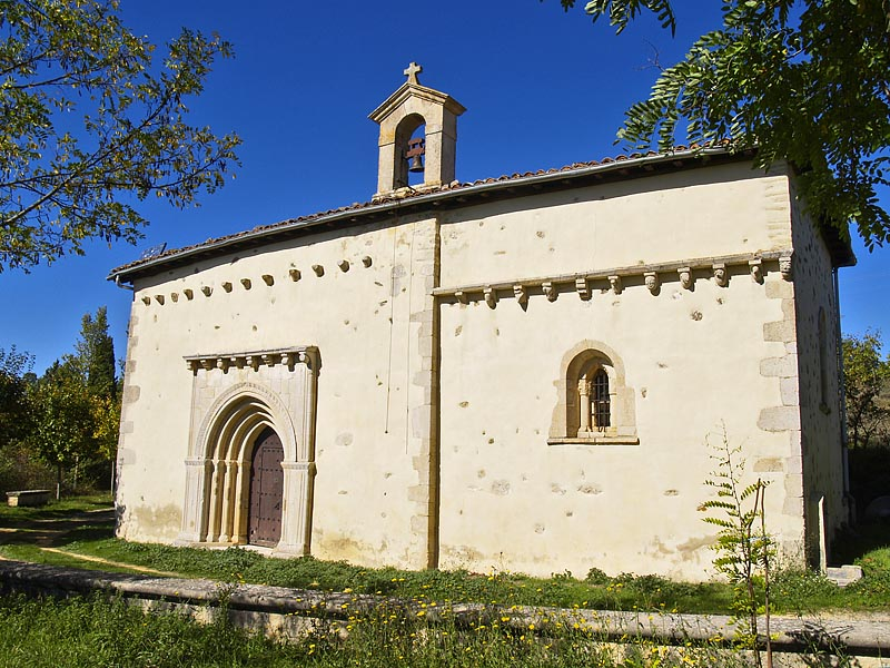 Ermita de la Virgen del Campo (Maeztu / Maestu)