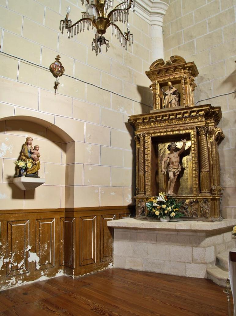 Iglesia parroquial de la Natividad de Nuestra Señora (Onraita / Erroeta)