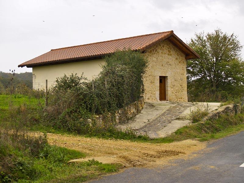 Ermita de San Gervasio (Sabando)