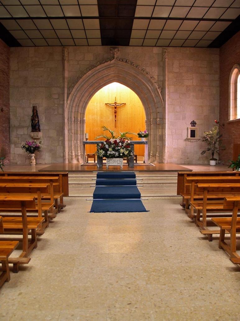Iglesia parroquial de la Natividad de Nuestra Señora (Sabando)