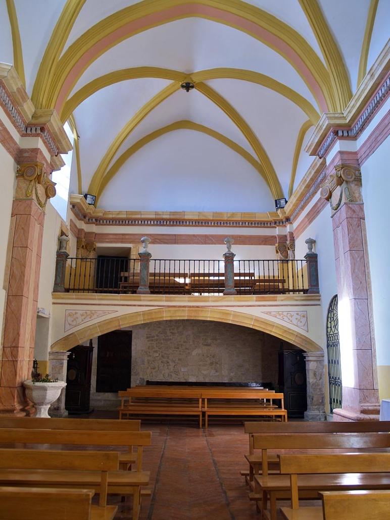 Iglesia parroquial de San Andrés (Vírgala Mayor / Birgara Goien)