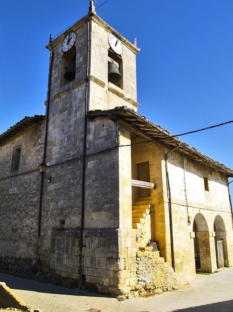 Iglesia parroquial de la Concepción de María (Vírgala Menor / Birgara Barren)
