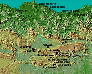 El Contexto Cultural (Yacimiento Prehistórico de Atxoste).