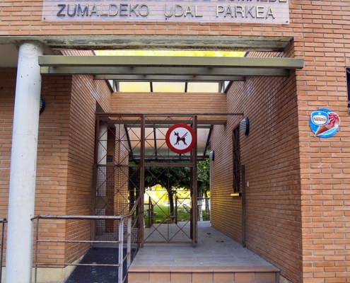Parque local Zumalde