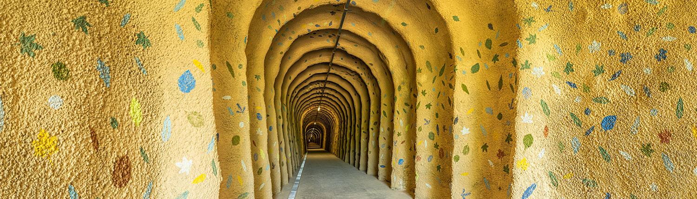 Vía Verde del Vasco-Navarro. Túnel de Leorza-Elortza